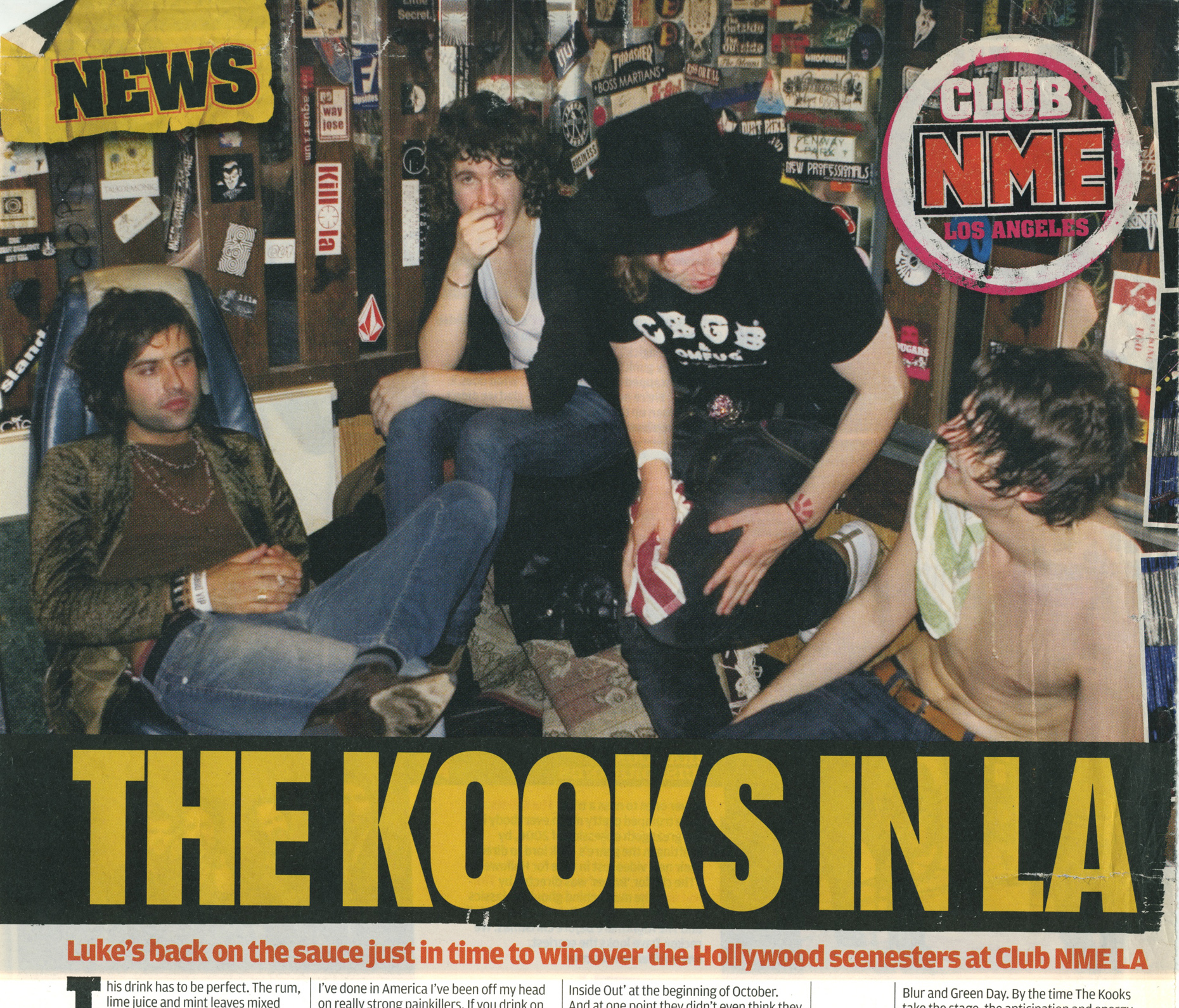 The Kooks by Ashley Haber